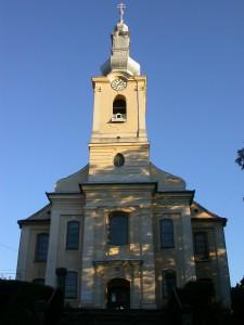 A Szent Miklós-hegyi római katolikus templom