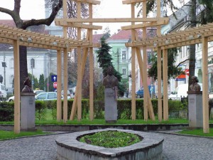 Az emlékezés parkja