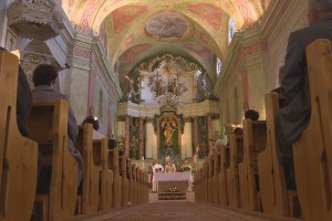 ferences templom es kolostor 1