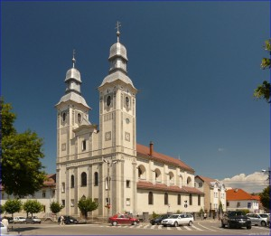 Ferences templom és kolostor